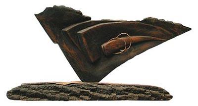 Cherrad Mahieddine - Totem