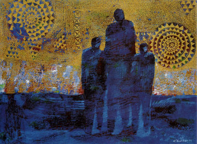 Hakkar Lazhar - Triste départ - 2005