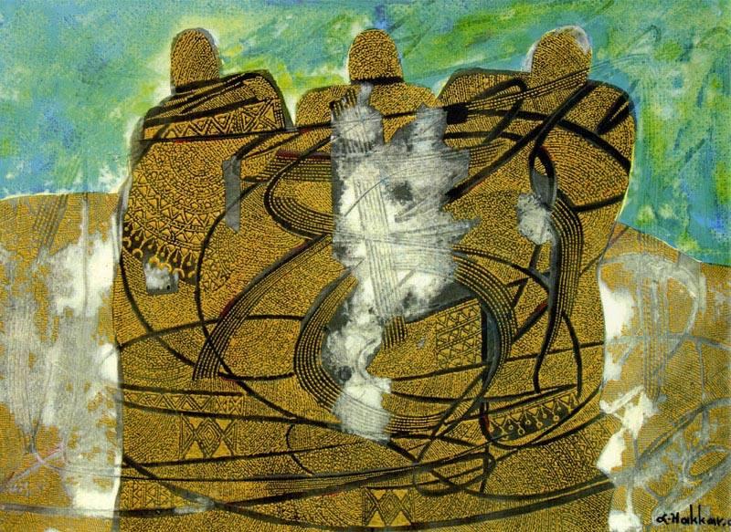 Hakkar Lazhar - Consortium Alger - 2005