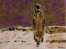 Hakkar Lazhar - Hiver et clair de lune - 2005
