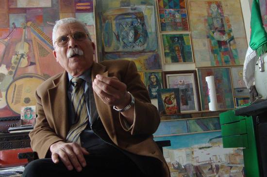 Ammar Allalouche (Alg) se retire et affirme sa non participation à son exposition rétrospective de Constantine Capitale Culturel Arabe