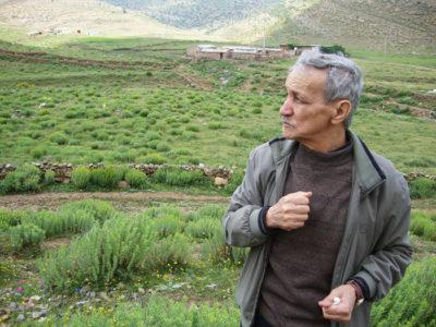 Lazhar Hakkar, Algérie, 1945 – 2013