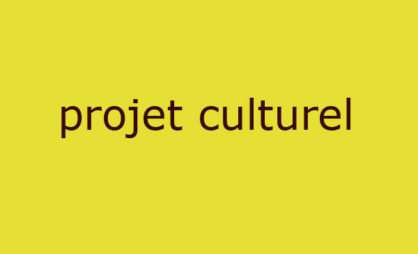 Des ambitions pour un projet culturel par Mansour Abrous