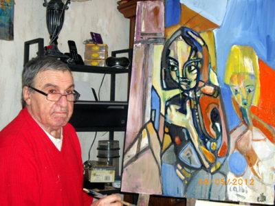 Talbi Farid / Dépeindre, « la mission de l'art n'est pas de copier la nature, mais de l'exprimer » (1ère partie)