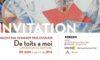 "Valentina Ghanem Pavlovskaya expose""De toits à moi "" à la galerie Sirius, Alger"