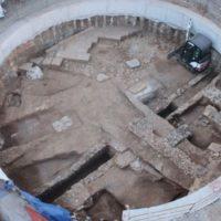 Expo de pièces et vestiges archéologiques des fouilles de la place des Martyrs, Alger jusqu'au 30 oct 2017