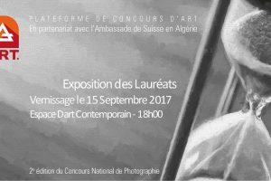 Exposition photos des lauréats du Concours AlgeriART – 2ème édition- (2017)
