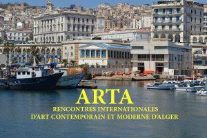 ARTA : Rencontres Internationales d'Art Contemporain et Moderne d'Alger du 26 au 30 oct