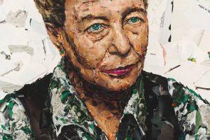 REBELLES UN JOUR, REBELLES TOUJOURS : Mustapha Boutadjine dévoile ses femmes à la galerie ARTBRIBUS