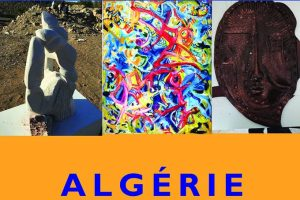 Dokman, Tahar Hadoud et Walid Bouchakour à la galerie Md Racim (Alger)