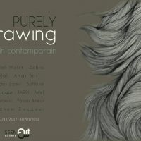 """Purely Drawing"" une expo dédiée au dessin contemporain à la galerie « Seen Art », Alger"