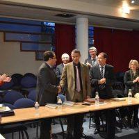 Convention entre le Centre National de Recherche en Archéologie d'Alger et la MMSH.