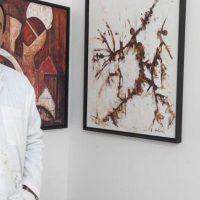 Mustapha Ghedjati expose à la galerie Mohamed Racim, Alger