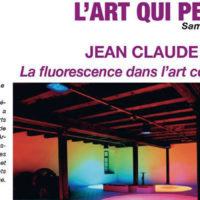 L'art qui pense #6 : Conférence de Jean Claude Le Gouic au H2 /61.26 (Casa)