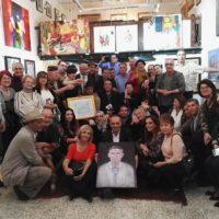 Exposition à la mémoire de Salah Hioun jusqu'au 06 juillet