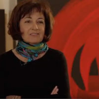 Najia Mehadji expose au Musée d'art moderne de Céret (France)