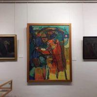 Rétrospective de Fares Boukhatem au Musée National des Beaux-Arts, Alger