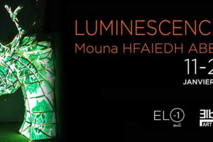 Luminescences : Quand le corps s'illumine… Mouna Hfaiedh Abbes expose à Sousse (Tun)
