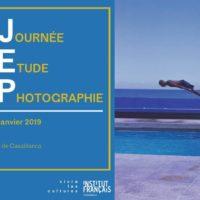 Journée d'Études de la Photographie à Institut Français de Casablanca