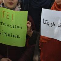 Patrimoine en danger : rassemblement au musée des antiquités d'Alger