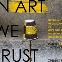 « In art we trust » à la galerie Bloom jusqu'au 19 oct 2020.