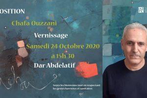 L'architecte créateur CHAFA OUZZANI expose à la Villa Abd-el-Tif (Alger), report au 7 nov 2020.