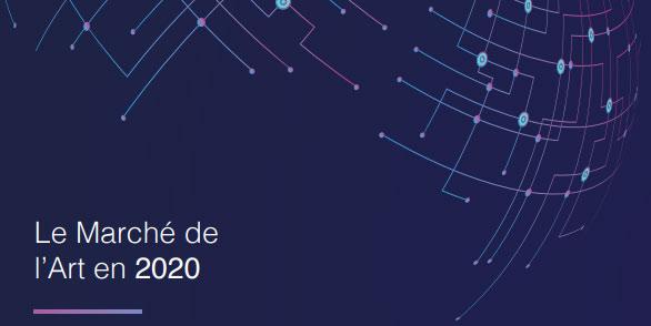 Rapport Annuel du Marché de l'Art 2020.
