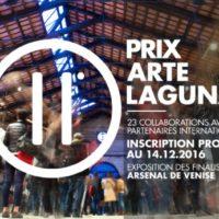 Le Prix Arte Laguna 2017