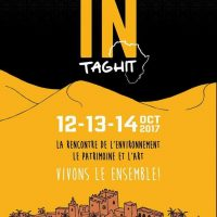 Art in Taghit ou la culture de l'eco-tourisme