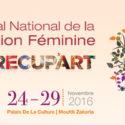 Distinction au 7ème Festival national de la création féminine