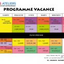 ESPACO (Alger) a concocté un programme riche en ateliers artistiques