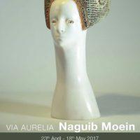 Via Aurelia by Naguib Moein à la Gallery MISR (Egypt)