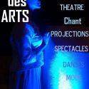 2ème édition de la nuit des arts au Palais des Rais