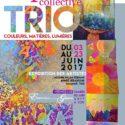 Trio-couleurs, matières, lumières à la galerie d'art Ezzou'art (Alger)